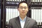 访蚬壳星盈科技(深圳)有限公司总经理黄溢湘