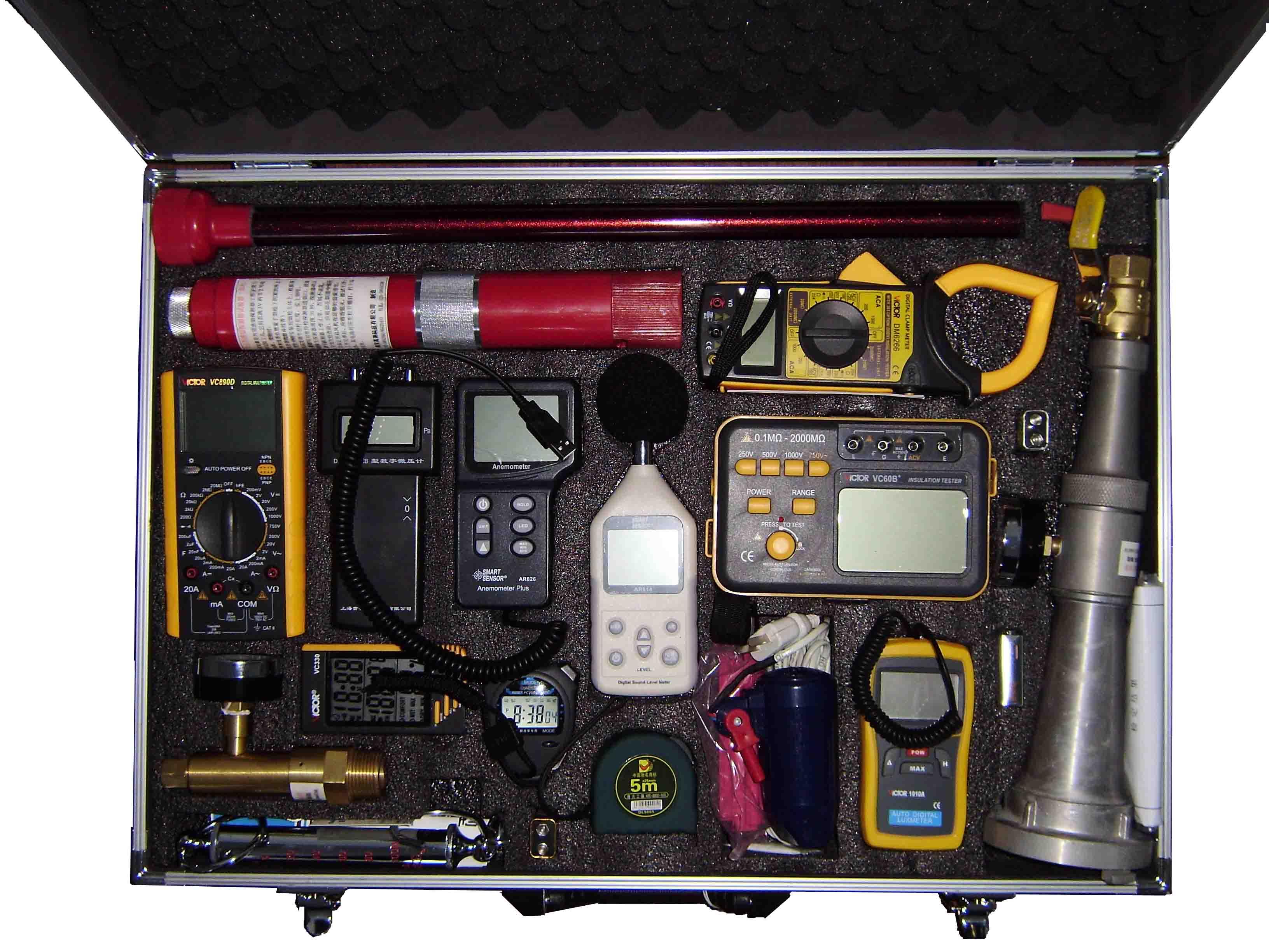 消防设施检测设备