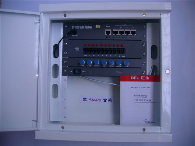 多功能接线箱,家居弱电箱,综合布线箱