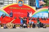 深圳警察开放日:警用装备展示