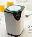 创意智能小冰箱能将食物自动分类