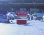 2011年安博会外景一览
