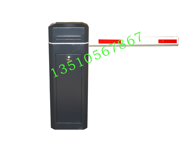 产品名称:BZ-BAR306 智能道闸 产品型号:BZ-BAR306 可配颜色:橘红色、黄色、蓝色 产品规格:360*290*1060(mm) 可配杆型:直杆(1~6米)、折臂杆(1~5米),栅栏杆(1~5米) 技术参数 * 升降时间:1.6 ~ 6秒 * 工作原理:锅轮一体机传动 * 通讯协议:RS485接口或地感检测保护装置 * 电机功率:90W * 使用环境温度:-35度~ +80度 * 工作相对湿度:< 95% * 工作电源:AC220V 50Hz * 机身净重:75kg * 适用温度