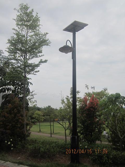 深圳太阳能立杆支架,太阳能路灯支架