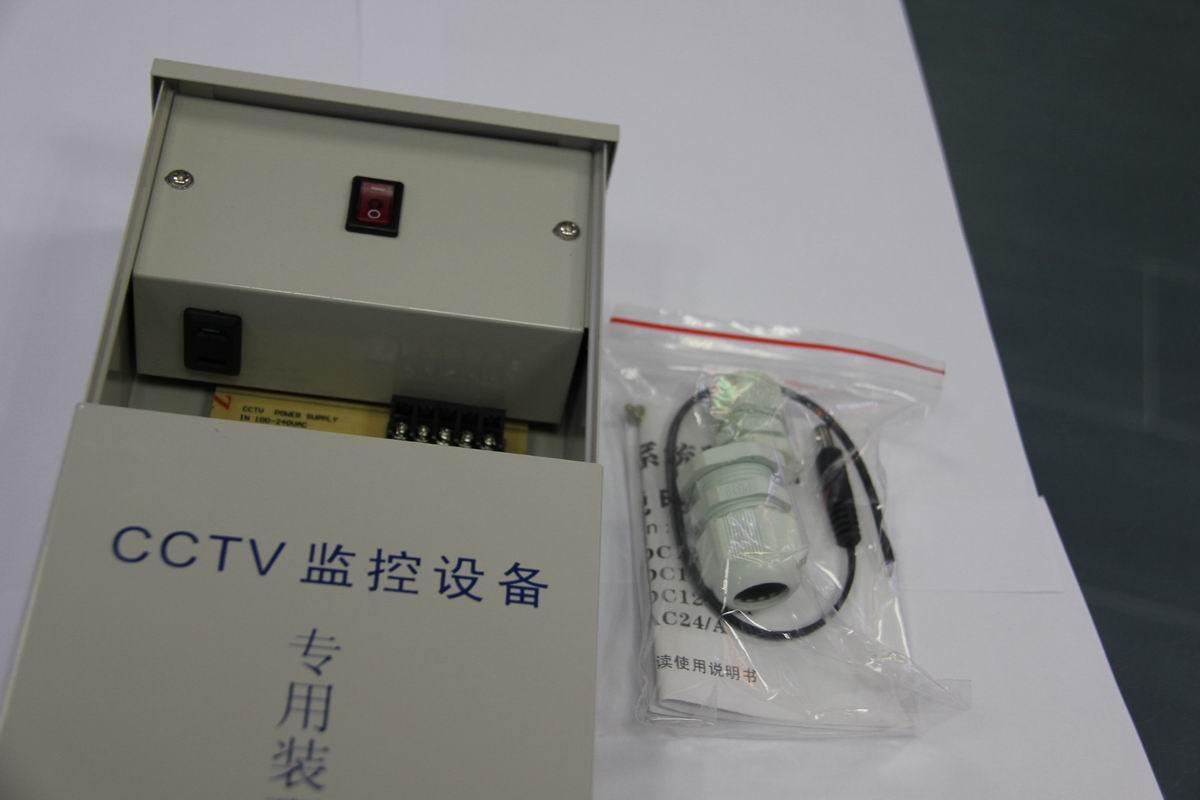 视频监控 监控配件 开关电源 > 铁监控防水箱/室外防水盒b款