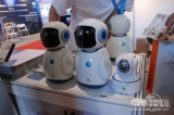 2012通讯展 安防机器人总动员