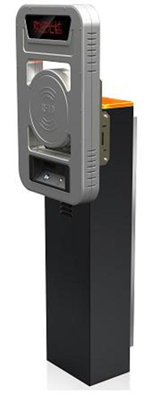 出入口控制机是停车场管理系统的主要组成部分,是微电脑自动控制技术、计算机网络通讯技术、机电一体化技术、射频感应卡技术、电磁感应技术、传感技术、多媒体技术等的集中体现。