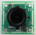 美国OV7725摄像模组1/4CMOS 600线