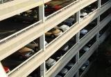 武汉地铁建7层立体停车场 有170个车位