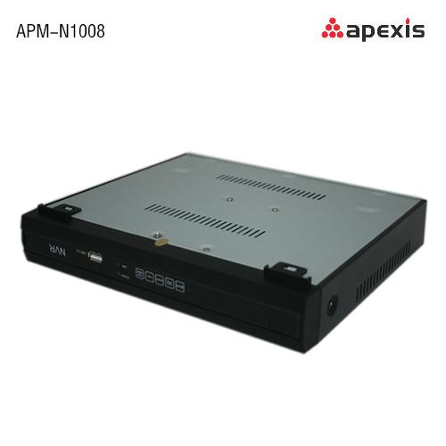 八路高清网络硬盘录像机(NVR)