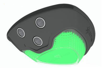 科拓前置式超声波车位探测器