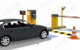 PM810自动出卡停车场管理系统酒店应用