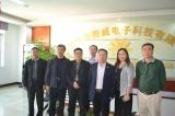 深安协会长访问亚视威:开阔视野 提升品质