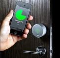 用Iphone蓝牙设备开门的智能锁 即将推出