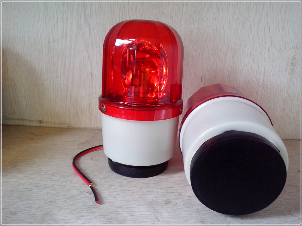 ltd-1101j ltd-1101磁吸式声光报警器 旋转报警灯