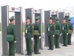 惠州金属探测门