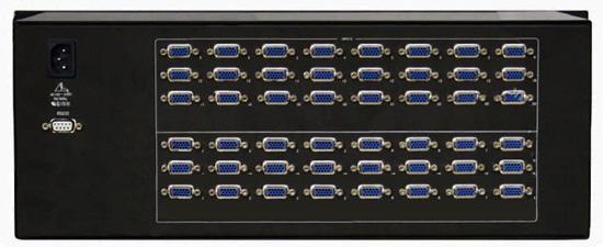 24进24出VGA矩阵切换器