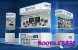 CREATOR快捷将盛装亮相InfoComm USA 2014