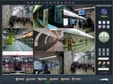 银行档案馆的监控报警联网系统设计