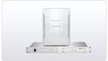 金溢T100型ETC自由流路径标识基站