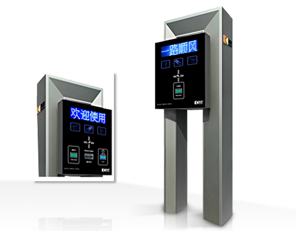KLKT-01豪华版停车场出入口车辆管理系统