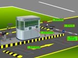纯车牌识别停车场系统将成未来车场管理发展大趋势