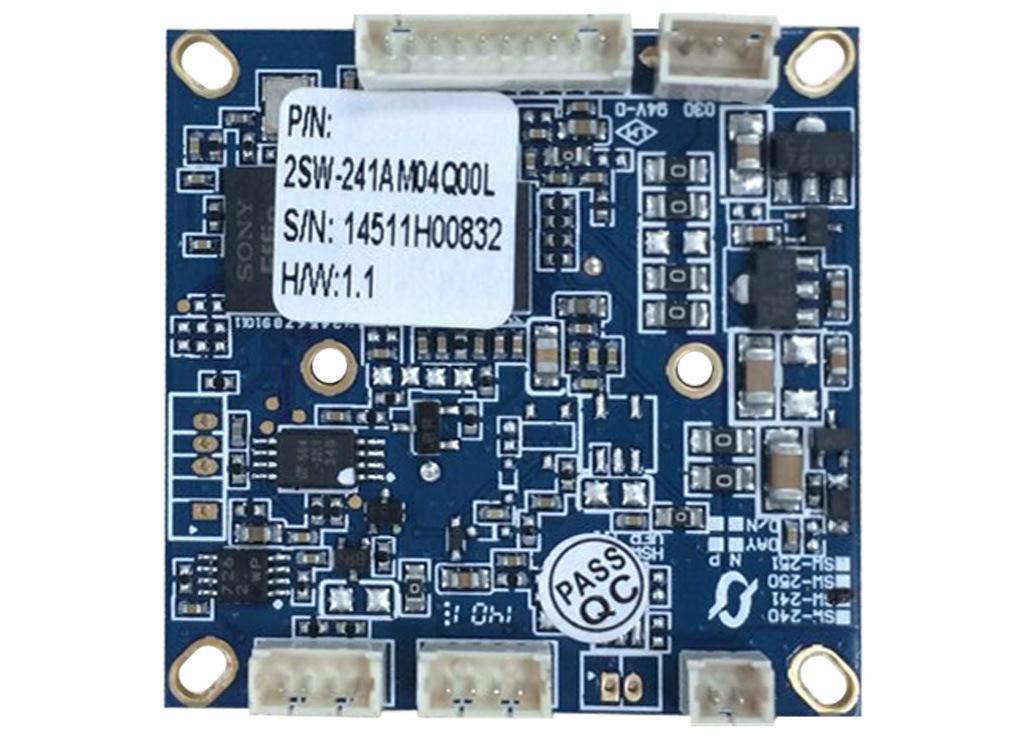sw-241l sony ccd主板/摄像机板机芯片/监控模组/700线高清