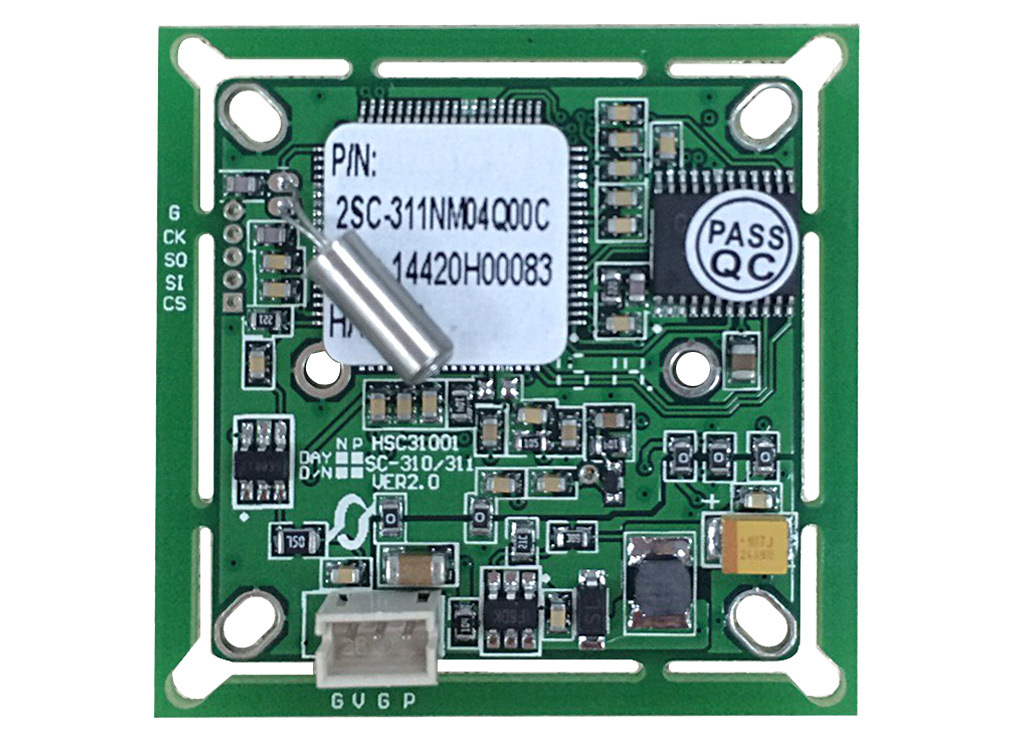 视频监控 摄像机 模拟一体机芯 > sw-311l ccd主板 网络高清芯片 监控
