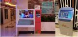 雅迅达数字标牌O2O终端设备入驻河南最大家居体验店