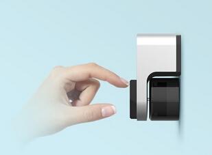 隔空分享钥匙 智能门锁改变生活方式走前端