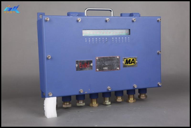 防爆交换机,KJJ12矿用本安型网络交换机