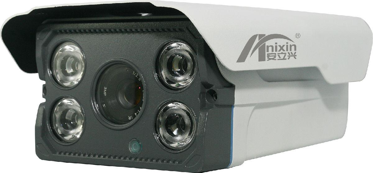 网络枪式摄像机