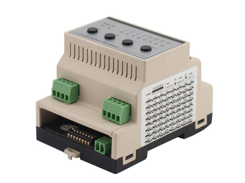 【4路16a智能照明模块继电器开关器控制系统模块可接
