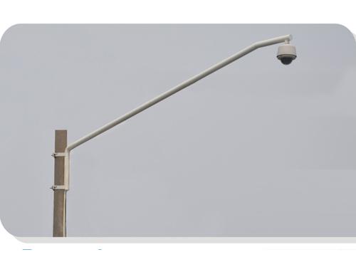 湖南摄像机立杆,监控立柱,