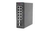 光网视工业PoE交换机评测