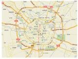 环形放射状城市视频监控系统布点布局模型研究