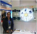 同方锐安NFC手机一卡通亮相第十届中国智慧城市展