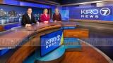 洲明高清小间距LED屏点亮美国KIRO电视台