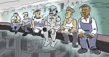 人工智能或使千万人失业?