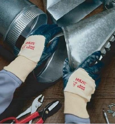 安思尔47-402手套 工业防护手套 Hylite 手套