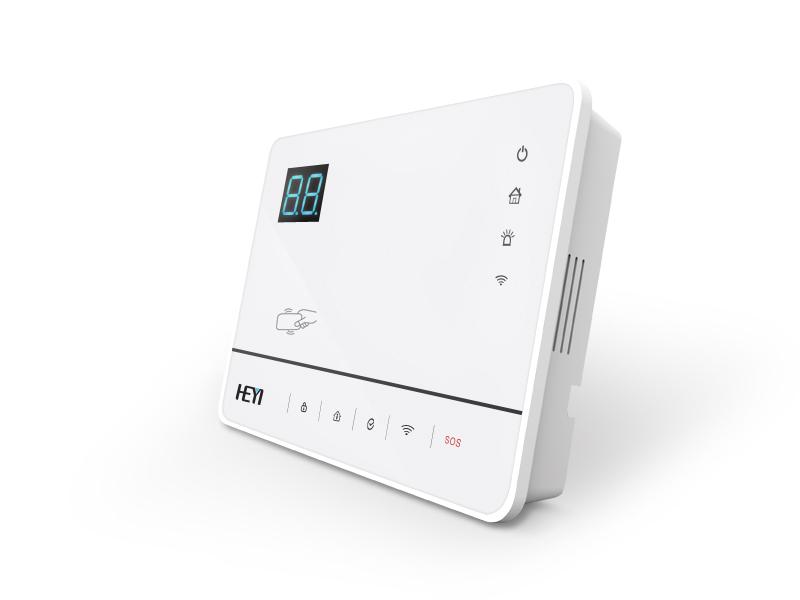 HY-W5 WIFI 网络报警主机