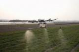 无人机绿化植保航拍