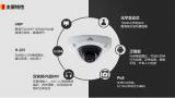 宇视碟型高清网络摄像机上市