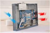 如何快速辨别交换机散热系统好坏