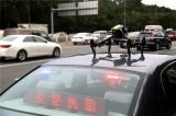 深圳交警无人机中队正式亮相执法