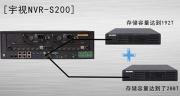 宇视NVR新品轻松实现弹性存储