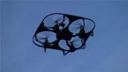 无人机带你体验VR立体飞行!