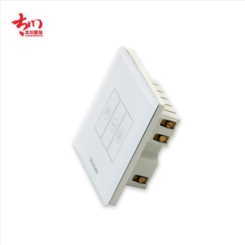 太川 TC-U9CL-B 无线智能窗帘控制器