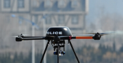 洲际通航雪雁无人机暴雨测试视频
