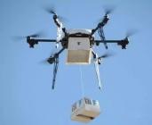 美国官方批准的首单无人机快递成功送达